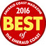 We were voted Best of the Emerald Coast 2016. Thank you.